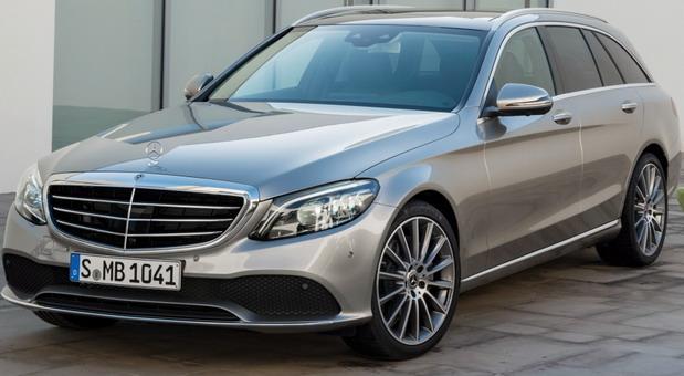 Mercedes C klase facelift