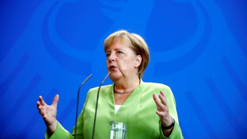 Merkel: Dokle da ponavljamo da nema promena granica na Balkanu
