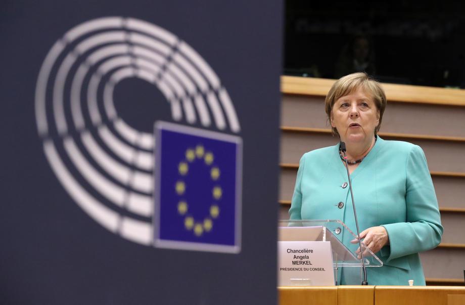 Merkel: Fokus na nastavku perspektive pristupnja Zapadnog Balkana