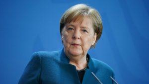 Merkel govorila naciji 180 sekundi