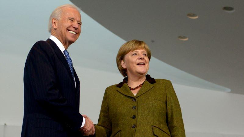 Merkel i Biden dogovorili jačanje transatlantske saradnje