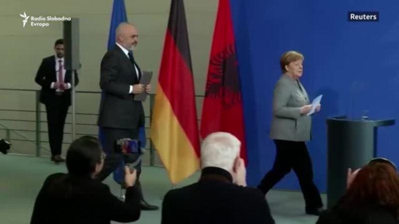 Merkel i Rama o narednim koracima ka EU