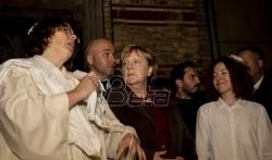Merkel posle napada na sinagogu: Nema tolerancije mržnje (VIDEO)