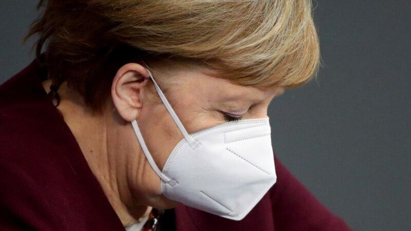Merkel primila AstraZeneca vakcinu