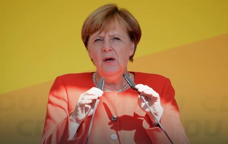 Merkel u čestitki Haradinaju: Dijalog sa Srbijom ključan za EU perspektivu