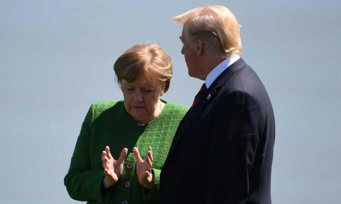 Merkelova otkrila detalje razgovara sa Trampom: Evo šta su pričali o Kosovu