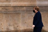 Merkelova zabrinuta