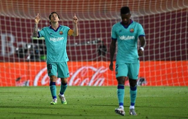 Mesi i Alba dirigovali, Barsa ubedljiva u prvom meču posle pauze VIDEO