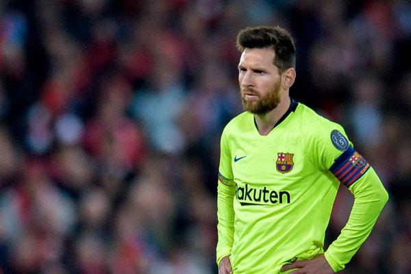 Mesijeva povreda zadaje sve veću glavobolju Barseloni!