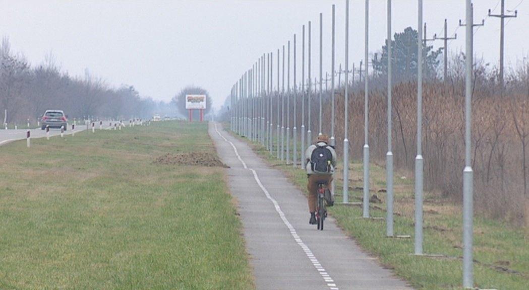 Mešovite biciklističko-pešačke staze (AUDIO)