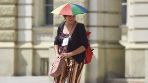 Meteorolog Todorović: Današnja temperatura je epizoda toplog vremena, manje osveženje za neki dan