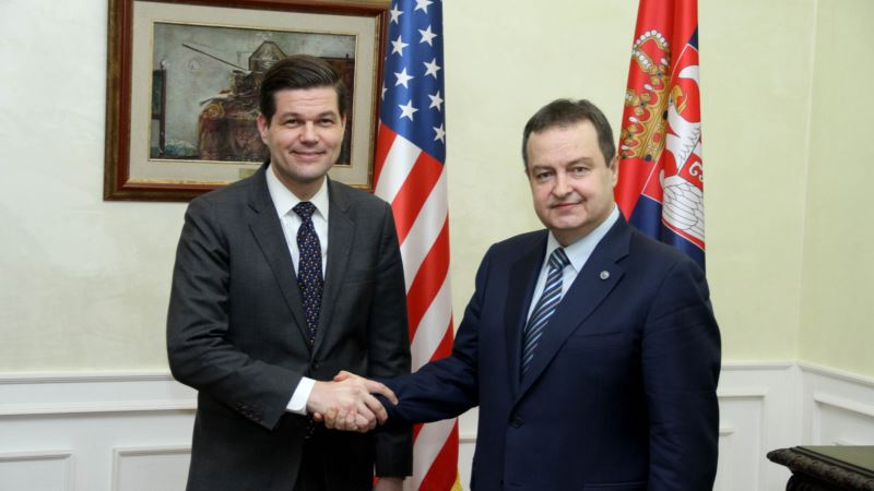 Mičel: SAD podržavaju evropski put Srbije i napredak u okviru Briselskog dijaloga