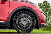 Michelin testirao bezvazdušne gume VIDEO
