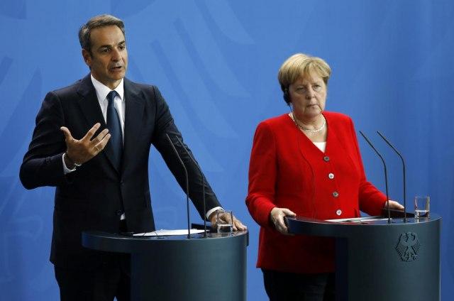 Micotakis: Želim bolje odnose sa Berlinom