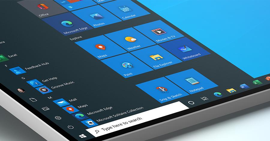 Microsoft ima nove ikonice za Windows 10 i mobilne aplikacije