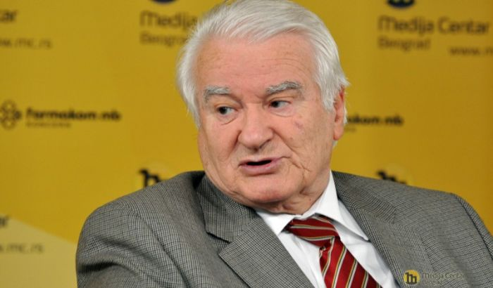 Mićunović: O Savezu za Srbiju nije bilo debate