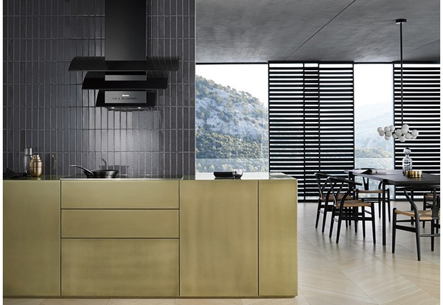 miele ifa 2017 transparentna elegancija koja lebdi iznad poreta. Black Bedroom Furniture Sets. Home Design Ideas
