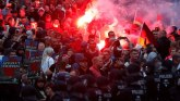 Migranti u Nemačkoj: Sukob demonstranata u Kemnicu