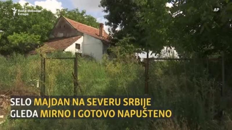 Migranti u Srbiji sanjaju o Zapadu