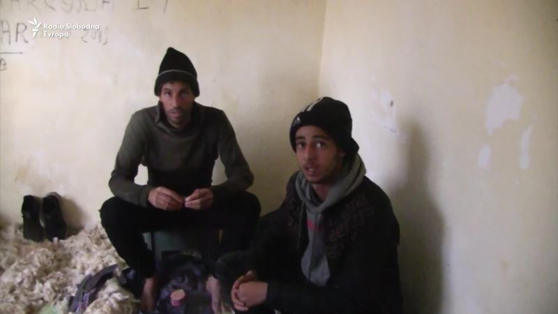 Migranti u skrivanju na jugu Hercegovine