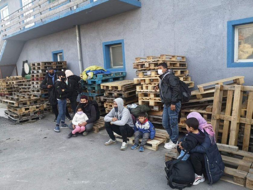 Migranti umesto u Evropskoj uniji završili u Vranju