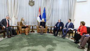 Mihajlović: Bez produžetka roka za usaglašavanje naftnih kompanija sa Zakonom o plovidbi