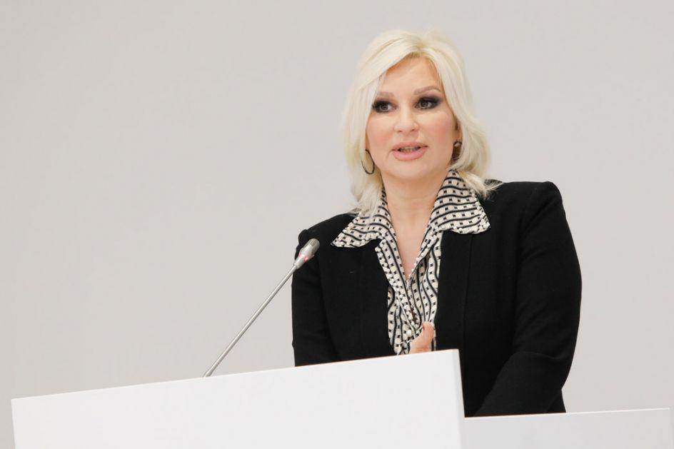 Mihajlović: Cilj je zelena Srbija