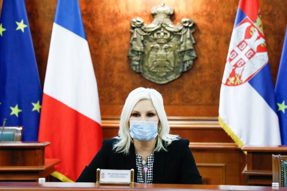 Mihajlović: Čuvamo zdravlje građana i pomažemo regionu