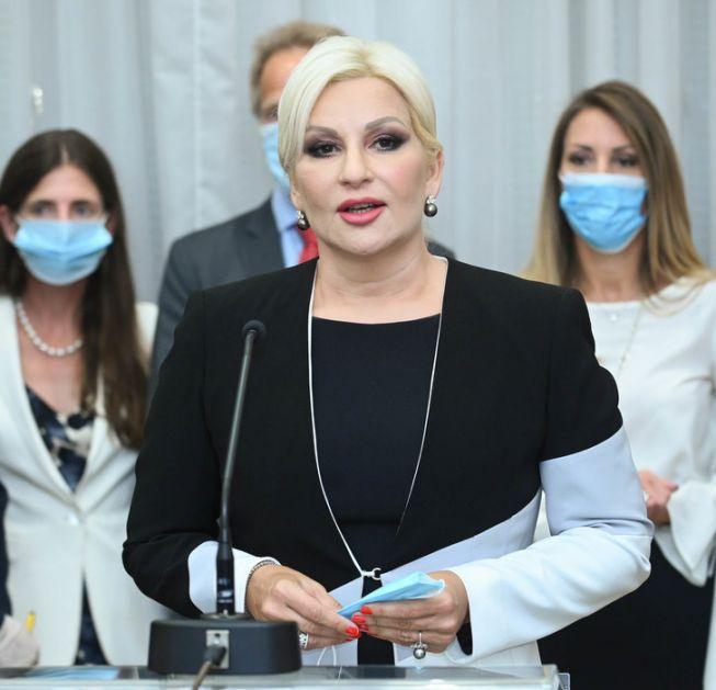 Mihajlović: Hvala građanima, nećemo ih izneveriti