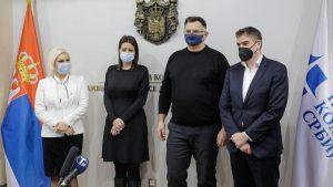 Mihajlović: Nema daljeg razvoja privrede bez zaštite životne sredine i klimatski neutralnog razvoja