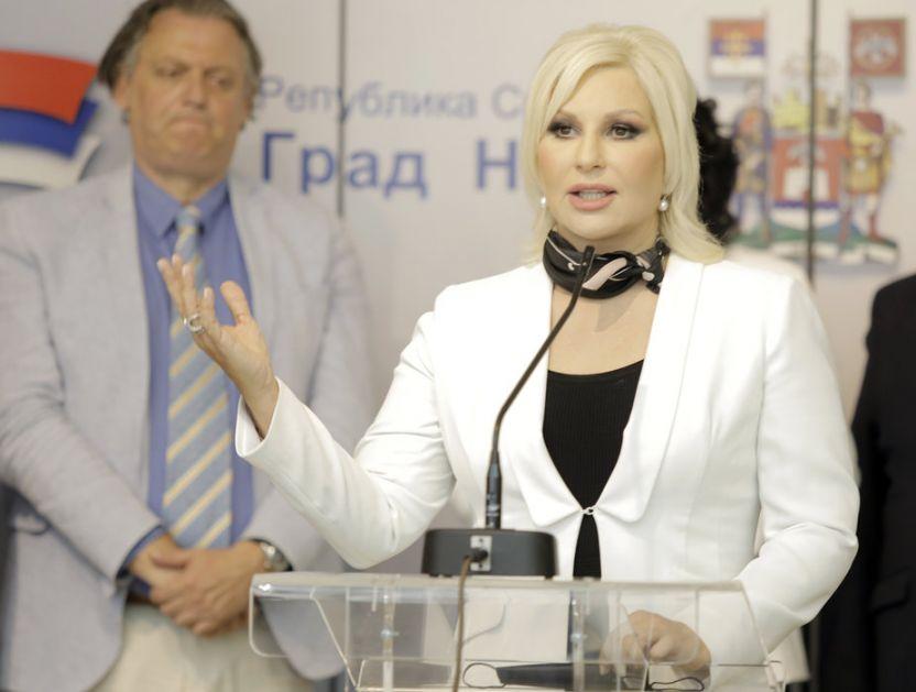 Mihajlović: Nisam potpisala ugovor sa Rio Tintom