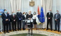 Mihajlović: Počinje velika akcija vadjenja potopljenih nemačkih brodova iz Dunava