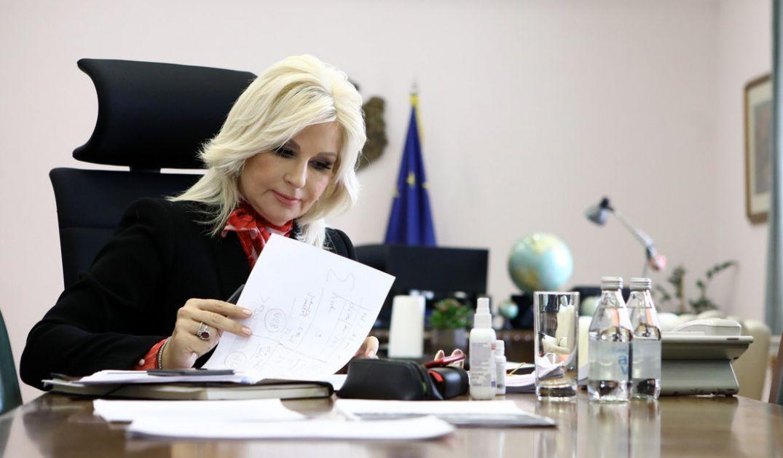 Mihajlović: Podrška projektima za ekonomsko osnaživanje žena