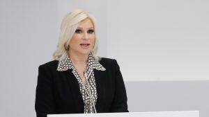 Mihajlović: Politička borba se vodi programima, a ne napadima na decu