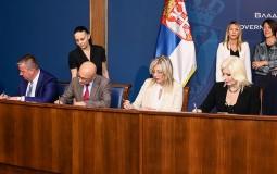 Mihajlović: Ugovor o zajmu od 100 miliona evra za izgradnju auto-puta Niš-Merdare-Priština