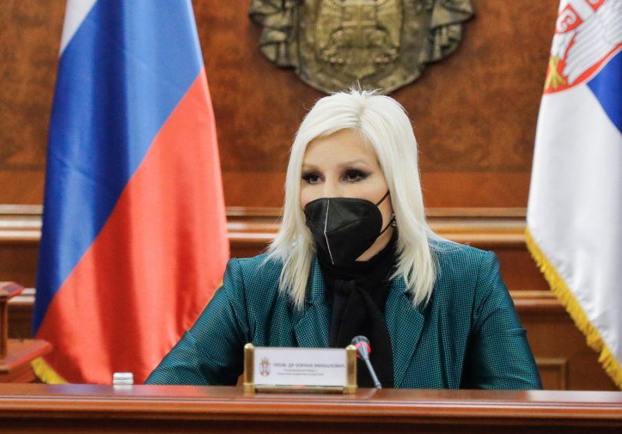 Mihajlović: Velike promene - okretanje ka zelenoj energiji