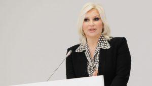 Mihajlović i šef Misije OEBS-a: Dalje unapređenje rodne ravnopravnosti u Srbiji