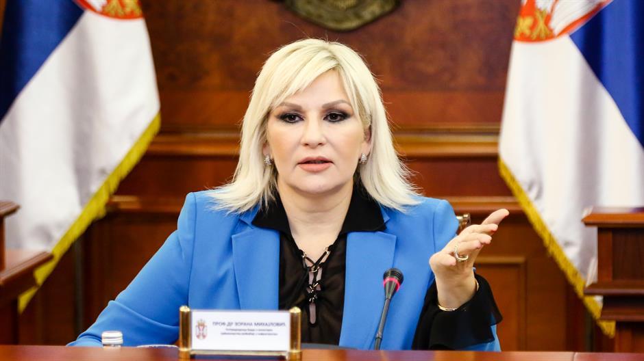 Mihajlović najavila nove projekte sa Ruskim železnicama