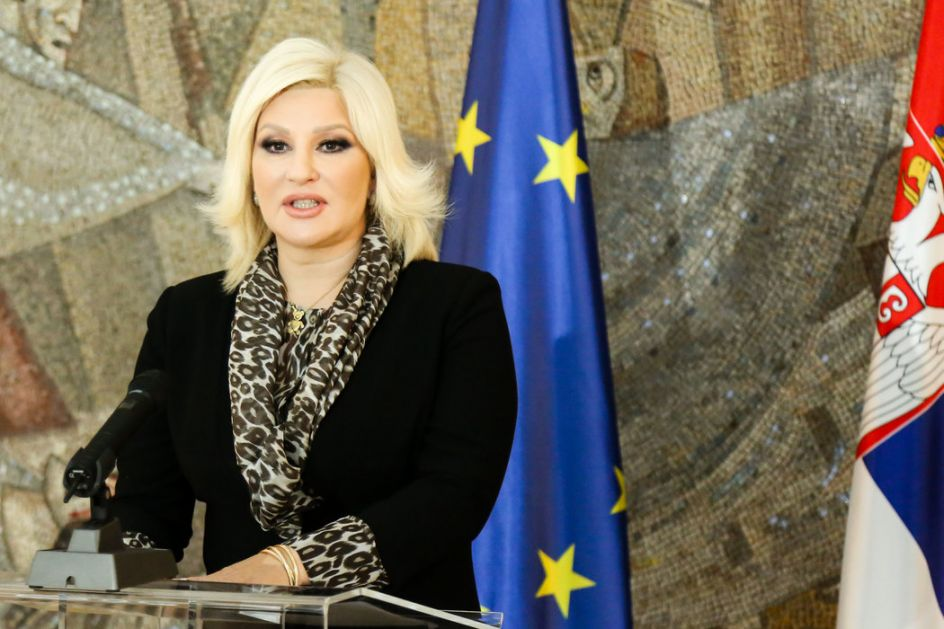 Mihajlović osudila zločin u Pančevu: Da označimo nasilnike