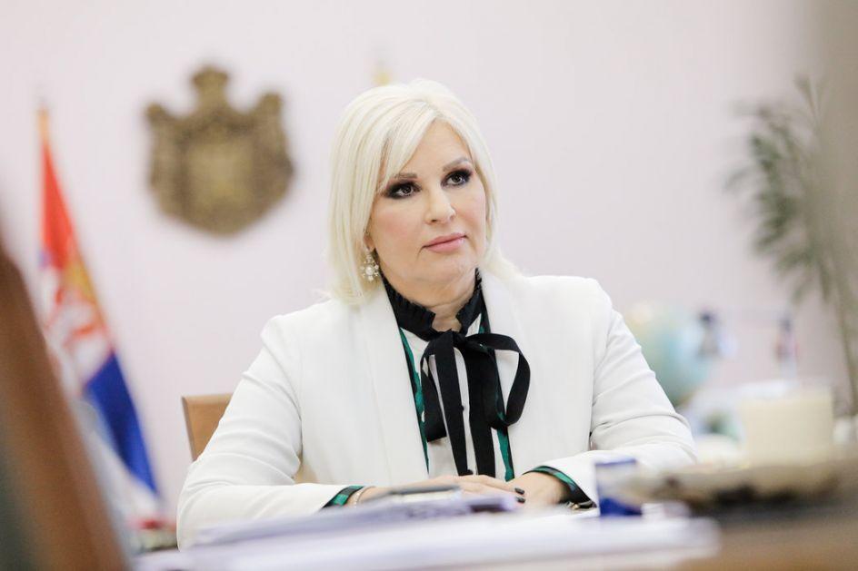 Mihajlović sa potpredsednikom Ziđina o razvoju i ekologiji