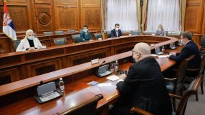 Mihajlović sa predstavnicima ruske kompanije o revitalizaciji Hidroelektrane Đerdap 1