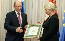 Mihajlović sa zamenikom direktora Ruskih železnica o nastavku saradnje