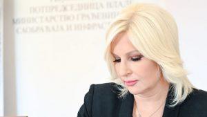 Mihajlović u Pranjanima obišla radove u kompleksu Halijard