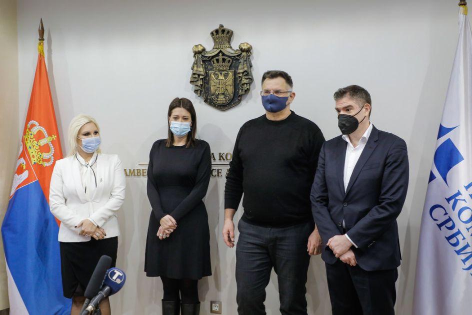Mihajlovićeva: Nema razvoja privrede bez zaštite životne sredine i klimatski neutralnog razvoja