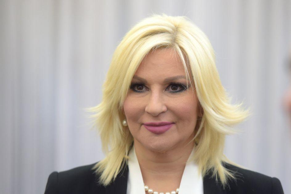 Mihajlovićeva: Nemam veze sa optužbama za hapšenje Jevtića