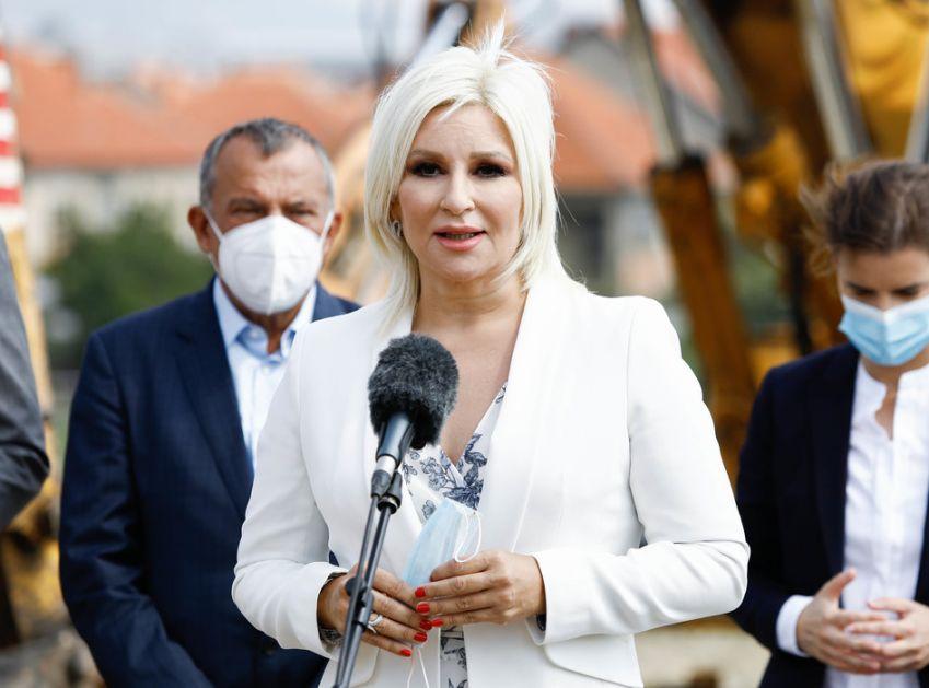 Mihajlovićeva: Nije pitanje da li ću ostati ja, već da se završe projekti