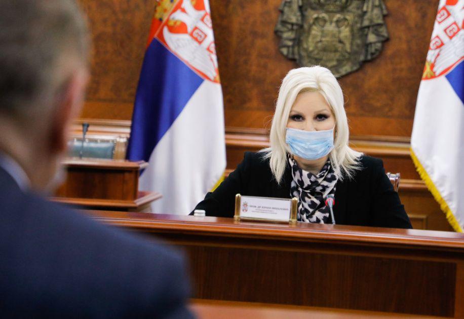Mihajlovićeva: Položaj žena u Srbiji bolji, ima još posla