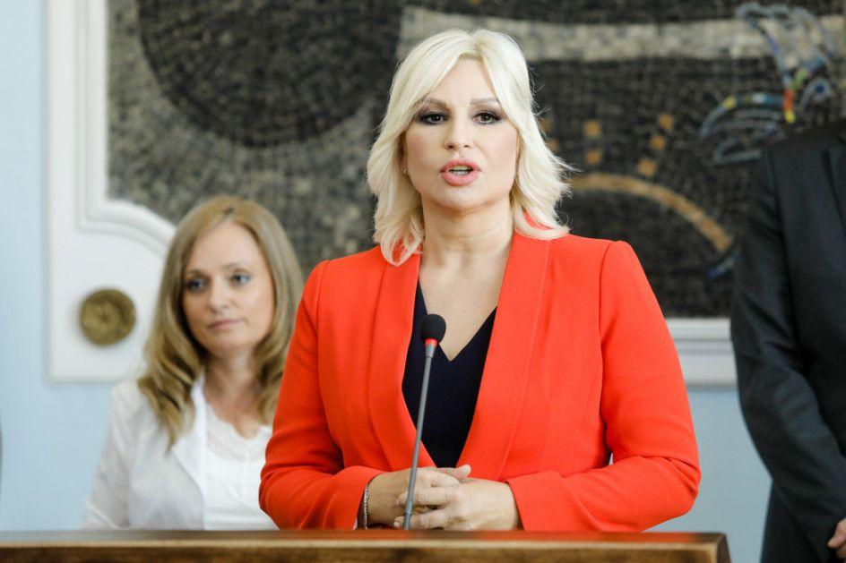 Mihajlovićeva: Projekat Jadar razvojna šansa, odluku donose građani
