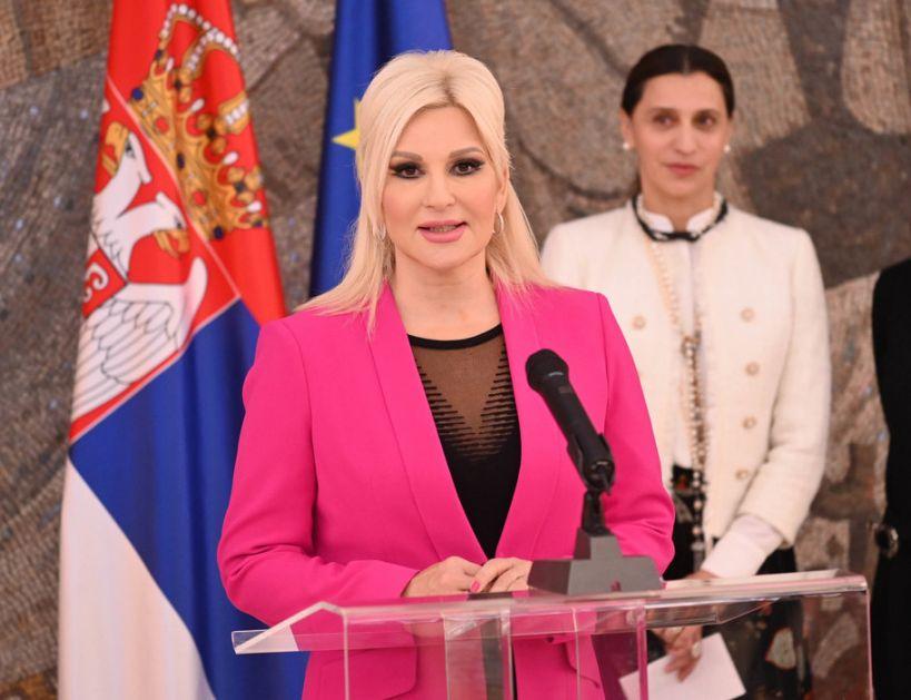 Mihajlovićeva: Srbija 26. na svetu po političkoj moći žena