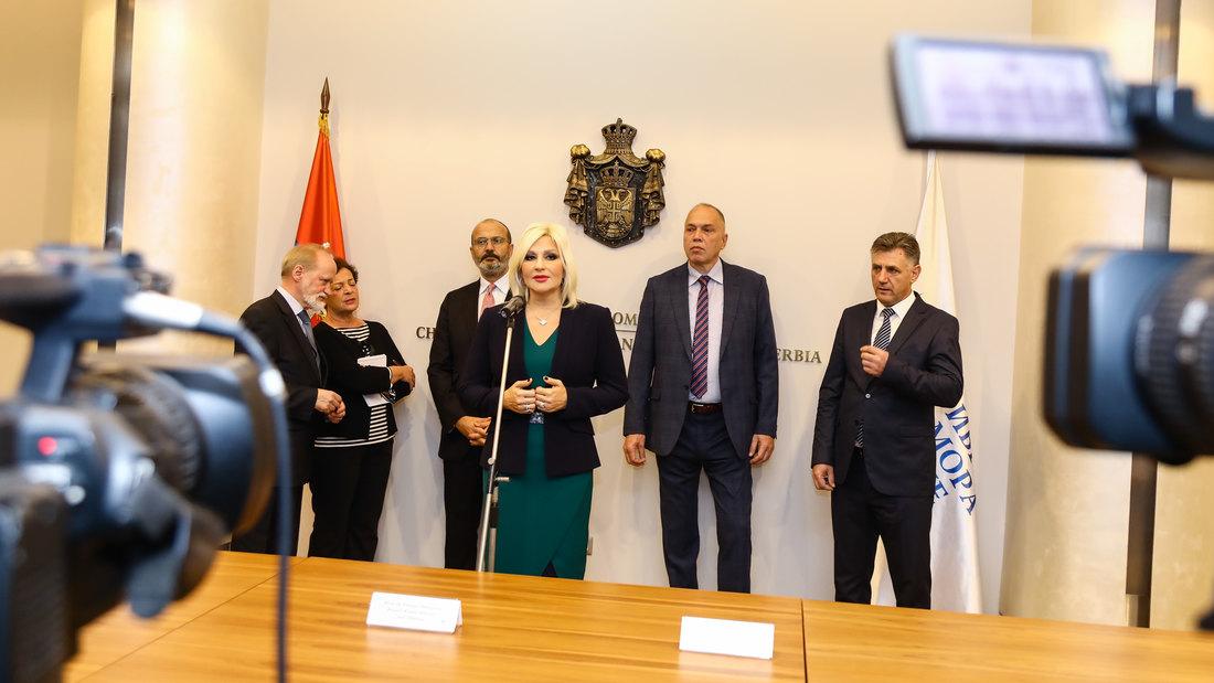 Mihajlovićeva potpisala evropsku deklaraciju o bezbednosti železnice